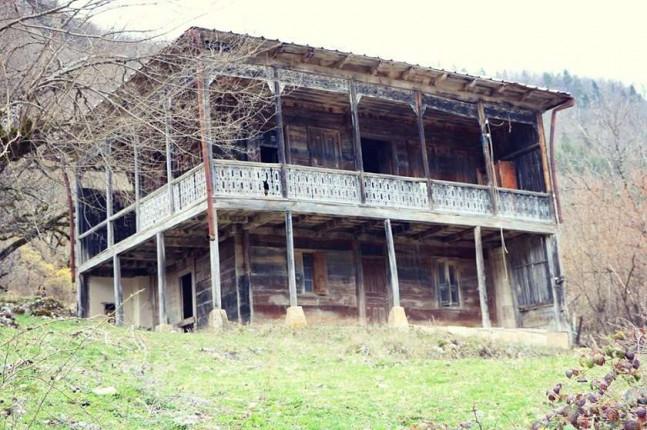 Racha, Rehabilitation, village Gogolati