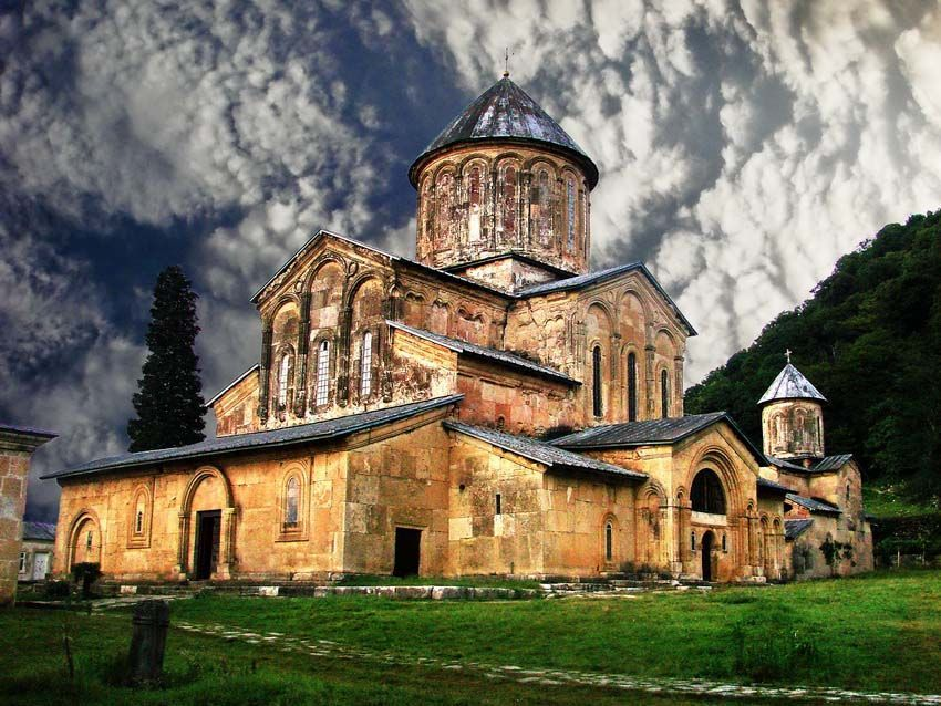 Gelati-monastery