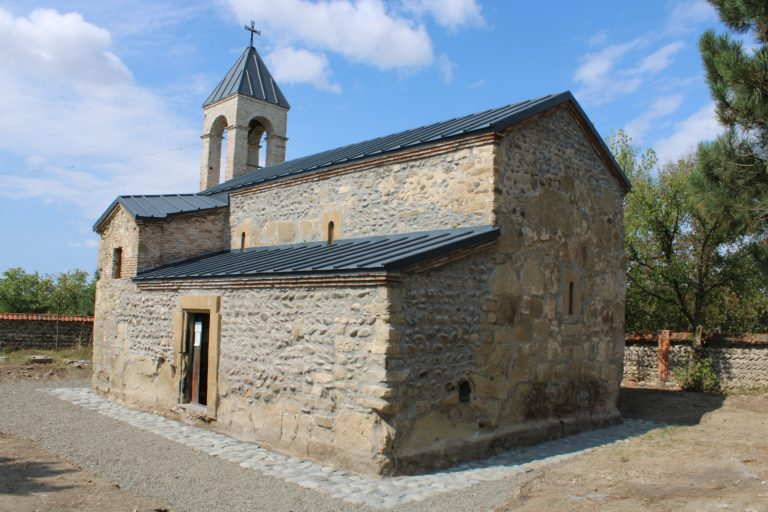 Rehabilitation of Virgin Mary Church.