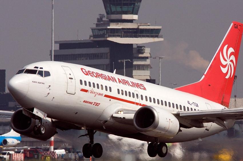 Coronavirus, Government of Georgia, Cancellation of Flights